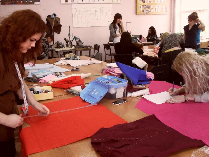 Курсы по технологии шитья